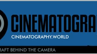 Cinematography World nova revista
