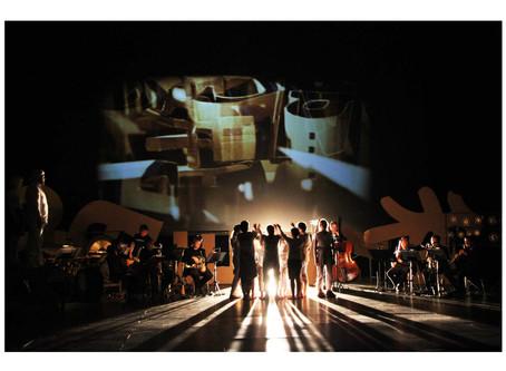 Video-Instalation for BABEL - HET PALAIS - Antwerp
