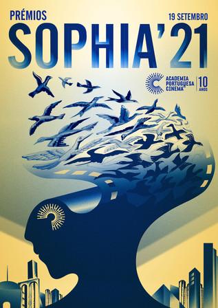 Academia Portuguesa de Cinema anuncia data para a 9ª edição dos Prémios Sophia