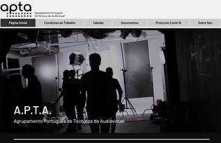 A APTA está online!