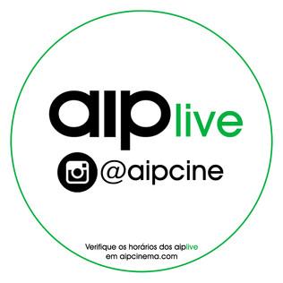 @aipcine - Nova conta Instagram da aip