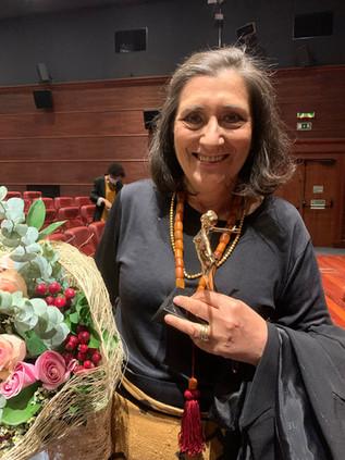 AIP felicita Maria Gonzaga pelo Prémio Bárbara Virgínia