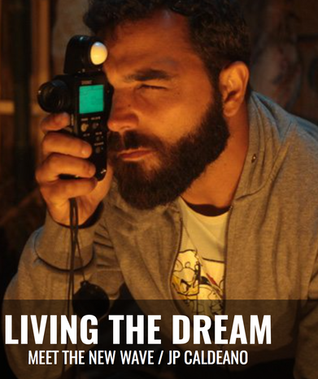 João Pedro Caldeano na revista British Cinematographer