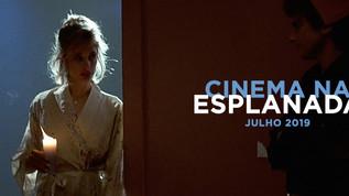 CINEMA NA ESPLANADA - Julho na Cinemateca