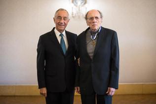 Membros honorários são agraciados pelo Presidente da República
