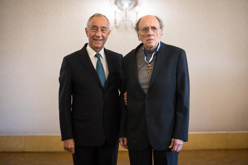 Marcelo Rebelo de Sousa e Eduardo Serra