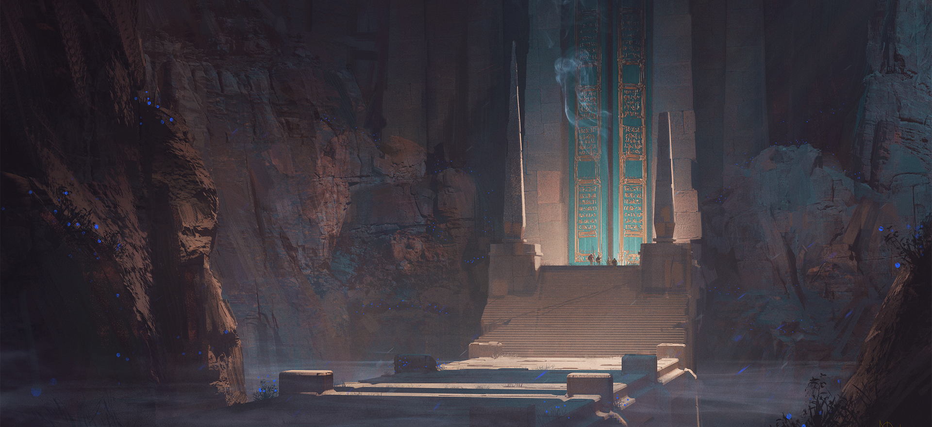An Ancient Slumber