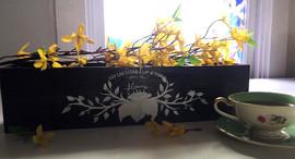 Flower/planter/organizer Box