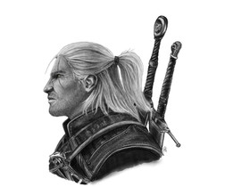Geralt of Rivia, The Witcher