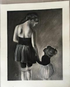 Charcoal Illustration