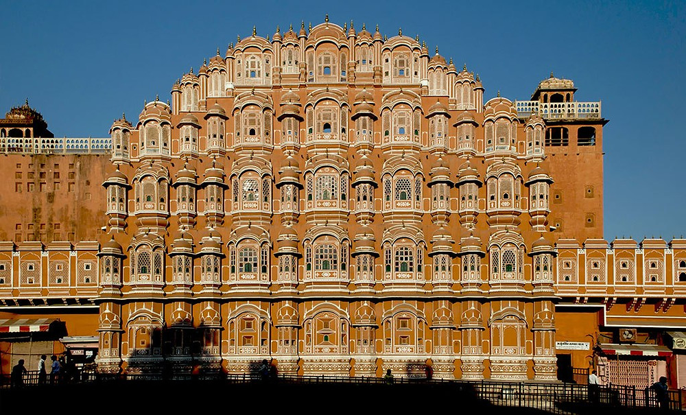 weekend-in-jaipur-hawa-mahal