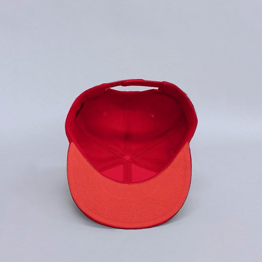 ea3d1334944 AF INDUSTRIEZ CUSTOM RED SNAPBACK HAT