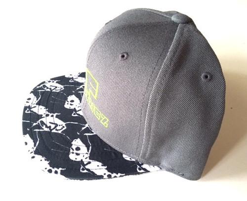 0091dd102ff ... ANTFARMINDUSTRIEZ ANT-PRINT CUSTOM SNAPBACK HAT