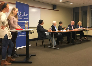 Council Hosts Integrity in Admissions and Recruiting Panel