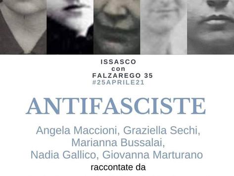 Antifasciste: Giovanna Marturano