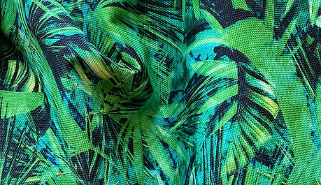 Dust Recycled Polyester Print Jungle Leaves