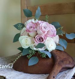 JHF bridesmaid bouquet