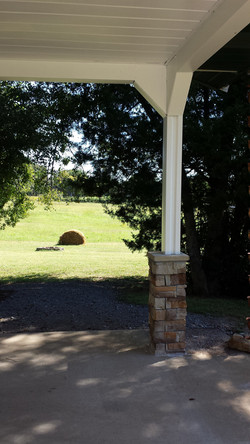 JHF view from back porch
