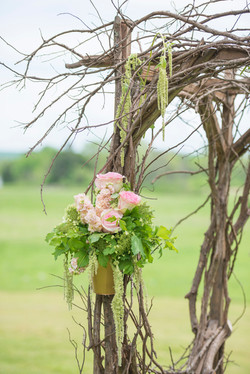 Alter bouquet