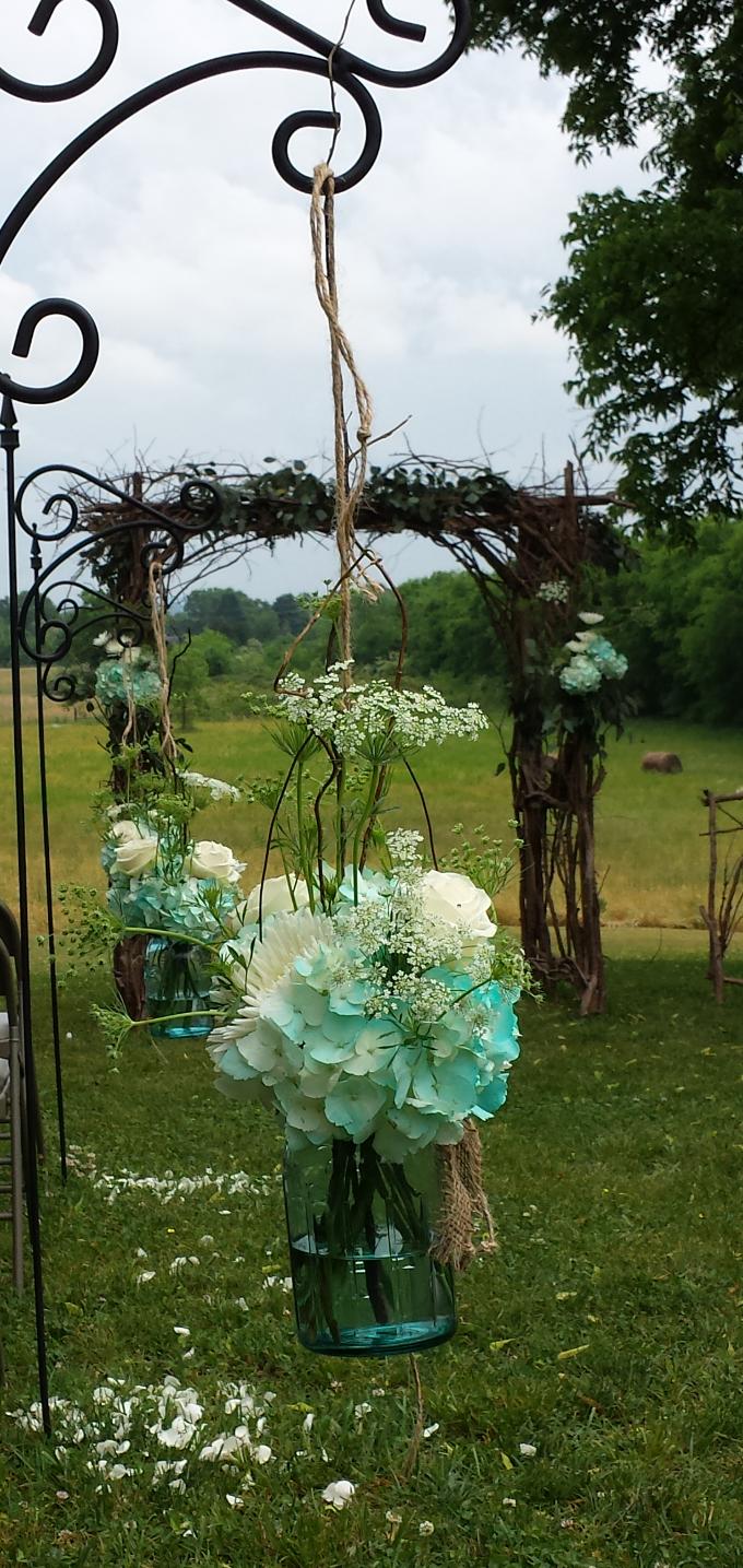 Aisle Bouquets