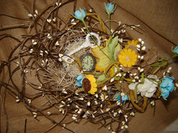 Natural Twig Nest