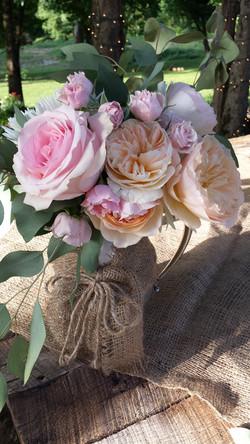 The Toss Bouquet