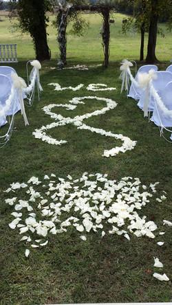 Rose Petal Isle Design
