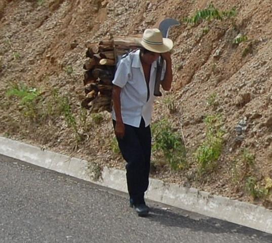 man with wood and machete.JPG