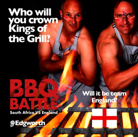 England vs South Africa Cook Off