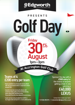One of our great fundraising events throughout the year