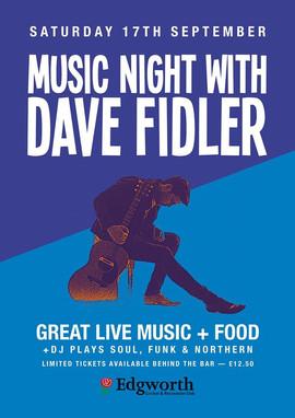 Food + Music Night