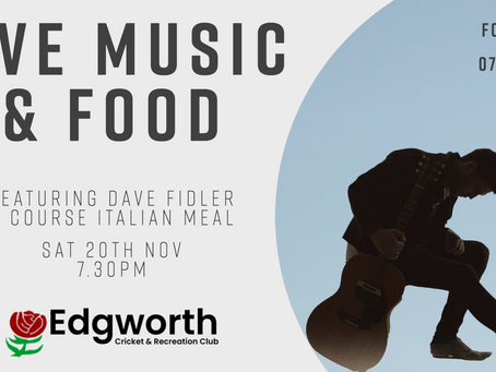 Live Music & Food Night
