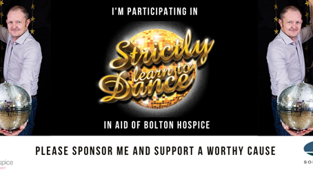 Strictly Come Dancing- Bolton Hospice