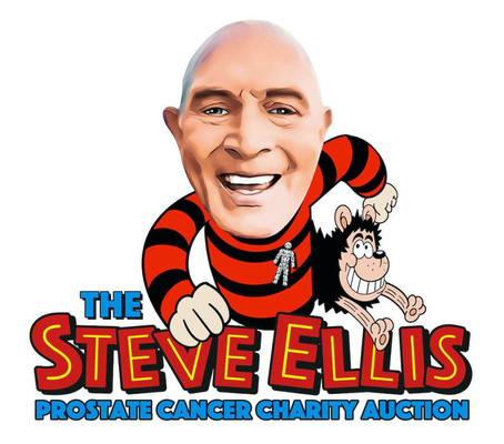 Prostate Cancer Charity Auction