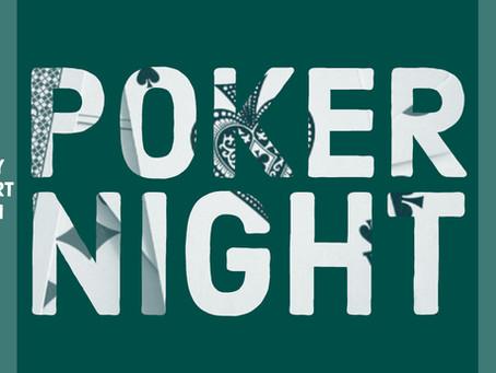 Poker Night- Every Thursday!