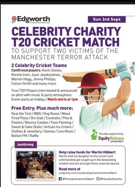 Raising Funds for Local Charity