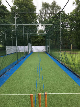 New Outdoor Nets
