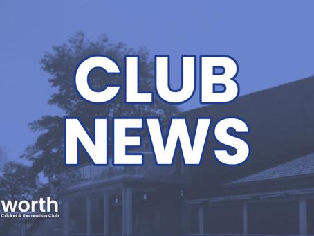 Junior Cricket News!