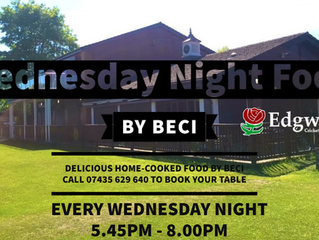 Wednesday Night Food by Beci