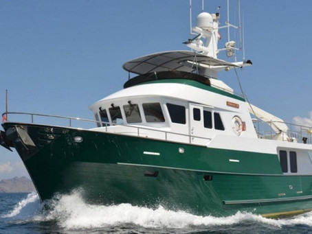 Trawlers, LRC's, Full Displacement Yachts...