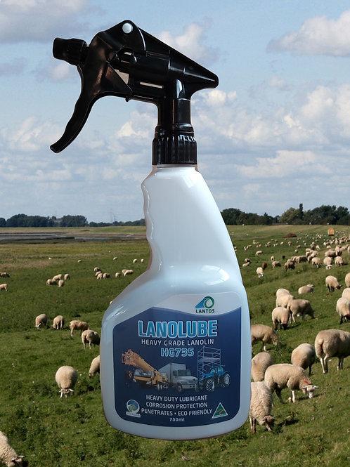 Lanolube Heavy Grade HG735 750ml Spraybottle