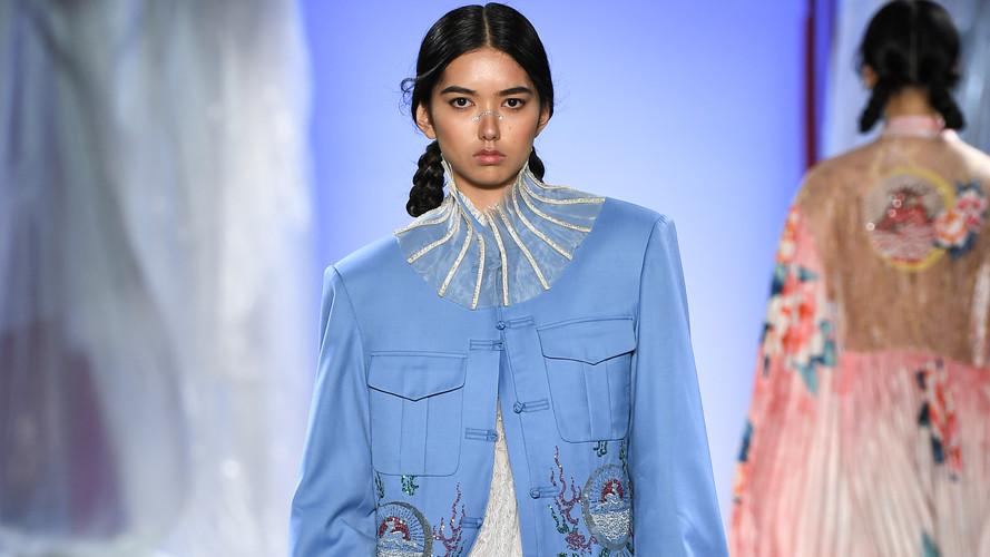 MUKZIN AW 20 New York Fashion Week Debut