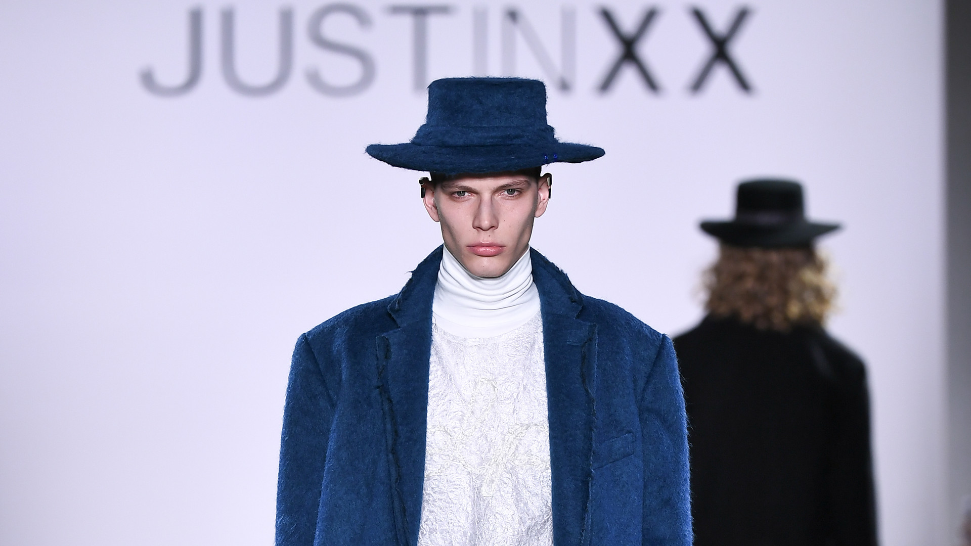 JUST IN XX AW20 NEW YORK RUNWAY PRESENTATION