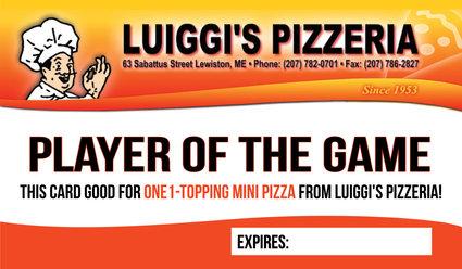 Luiggi's Pizzaria