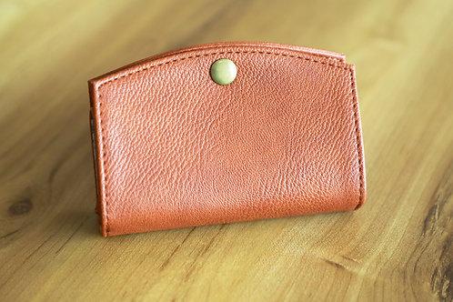 Visiting Card Holder - Brown