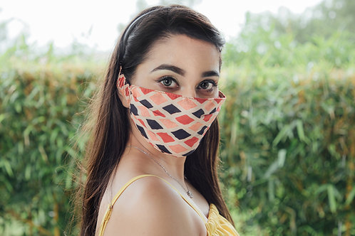 Trendy and Colourful Mask