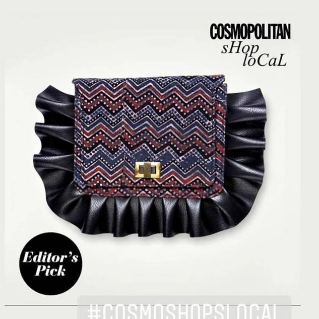 Featured in Cosmopolitian