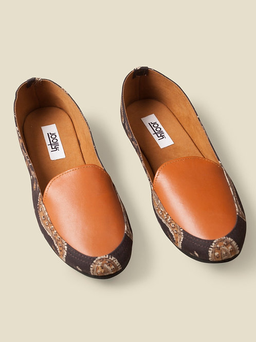 Sumptuous Brown Loafers