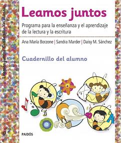 Leamos Juntos - Cuadernillo del Alumno.p