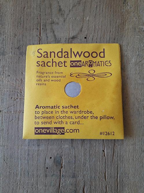 Sandalwood Aromatic Scent Sachet